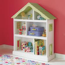 childrens book shelves splendid tight dollhouse bookshelves kids in pink and bright