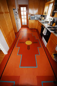 Kitchen Flooring Reviews Flooring Exciting Marmoleum With White Kitchen Cabinets For Your