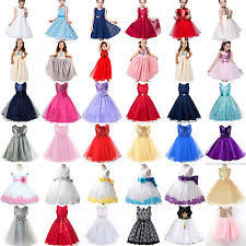kids party dresses ebay