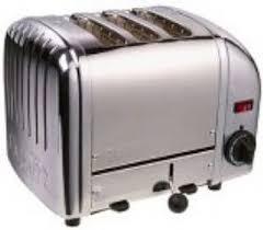Duralit Toaster Dualit 3 Slot Toaster 30084 Stainless Steel Amazon Co Uk