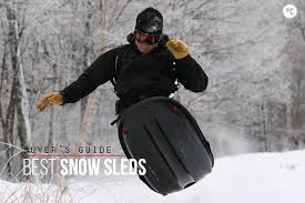 hill folk the 7 best snow sleds hiconsumption