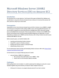 ec2 ad how to active directory domain name system