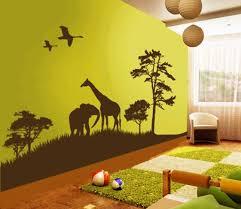 Wall Decals For Baby Room Animal Wall Decals For Kids U2014 Baby Nursery Ideas Nursery Animal