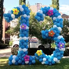balloon sculptures balloon numbers balloon arches balloon yard art