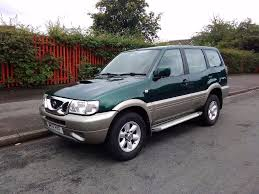 nissan terrano 1995 nissan terrano ii 4x4 7 seater in sandwell west midlands