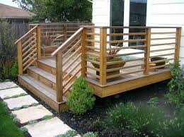 deck stair railing best ideas about deck stair railing on deck