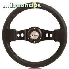 volante tipo mil anuncios volante tipo omp sparco desplazado negro