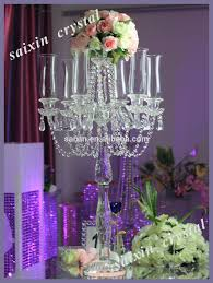 decoration international wedding crystal candelabra zt 028 view
