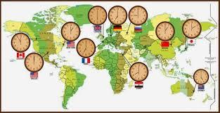 englishnart4fun telling the time in
