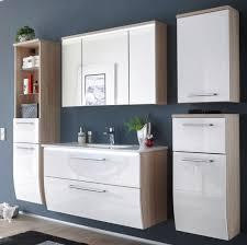 badezimmer komplett set sonderpreis miami badezimmer set komplettset badmöbel eiche