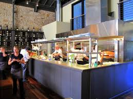 ubuntu napa open kitchen kitchens and open kitchen restaurant