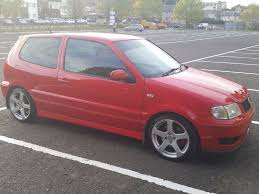 vw polo gti 1 6 3 door 6n2 2001 in falkirk gumtree