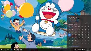 download themes doraemon doraemon theme for windows 8 and 10 windows 10 themes