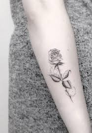25 beautiful rose tattoo forearm ideas on pinterest rose