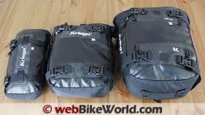 kriega us10 kriega drypack luggage review webbikeworld