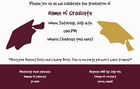 email invites graduation invitations invitation card for graduation party
