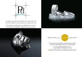 palladium jewellery palladium bramalls gold room