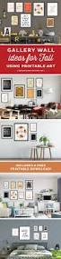 gallery wall ideas for fall decor elegance u0026 enchantment