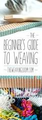 guide to weaving the weaving loom