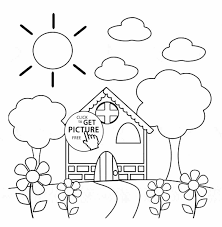 abc coloring pages for toddlers coloring pages for kids printable free fall sheets toddlers