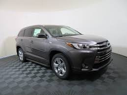 toyota highlander new toyota highlander in memphis tn inventory u0026 photos