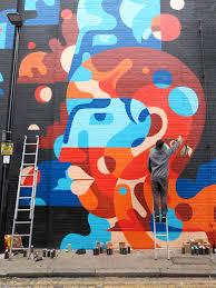 How To Make Mural Art At Home by James Reka U2013 Australian Artist And Muralist Residing In Berlin