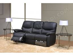 canapé relax cuir pas cher superbe canape relax 2 places 3 canap233 cuir ub design pomelo