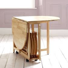 folding dining table for small space renate