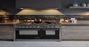 couleur meuble cuisine tendance peinture gris anthracite et gris perle deux couleurs déco