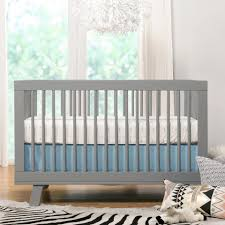 Universal Bed Rail For Convertible Crib by Babyletto Hudson 3 In 1 Convertible Crib With Toddler Rail Gray