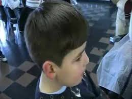 difference between tapered and straight haircut boy s haircut straight hair youtube