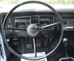 1969 Chevelle Interior 1968 Chevelle Steering Wheels And Door Panels