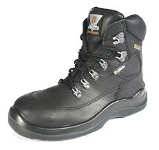 mens lace up motorcycle boots jallatte jalleau 00jj602 black lace up safety work gore tex