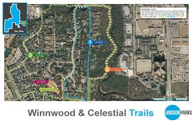 Green Circle Trail Map Trails Guide
