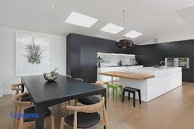 amenagement cuisine table de cuisine pour table de salle a manger noir aménagement