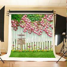 photo booth background wedding photo backdrops pink flowers green leaves photo booth