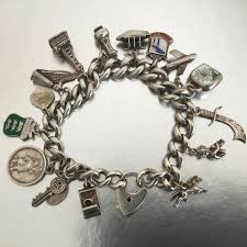 themed charm bracelet 73 best fobs charms images on charm bracelets
