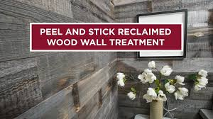 peel and stick wall treatment hgtv