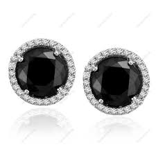 diamond earrings uk black diamond earrings a gift like no other diamond information