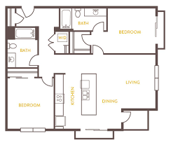 a floor plan floor plans apartments for rent redwood city live locale