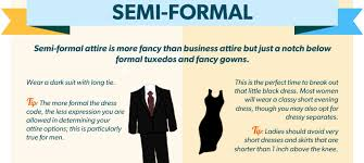 dress code for wedding semi formal wedding dress code all dresses