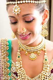 bridal makeup new york new york ny indian wedding by maxphoto ny maharani weddings