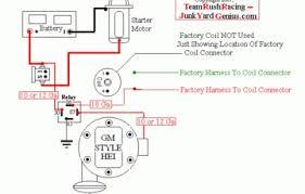 wiring diagram hei distributor wiring diagram ford hei