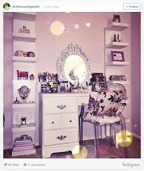 The Little Mermaid Vanity Make Up Lovers You Need To See These Oh So Chic Vanity Stations