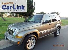 2006 jeep liberty trail 2006 jeep liberty limited trail fully loaded leather suv 4wd