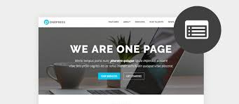 best free best free one page themes 2017