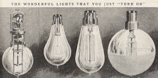 when was light bulb invented the invention and innovation of the light bulb timeline timetoast