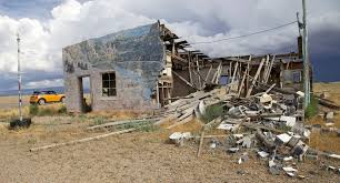ghost towns for sale take a tour of cisco utah the creepy ghost town from thelma