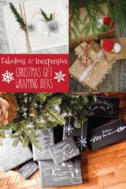 christmas gift wrapping ideas mine for the making