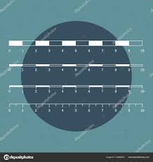 Map Scales Map Scales Graphics For Measuring Distances Scale Measure Map V
